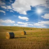 Bales Royalty Free Stock Photography