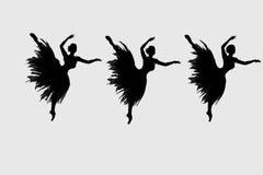 balet royalty ilustracja