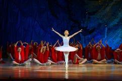 Balet perły Obraz Stock