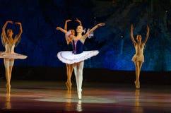Balet perły Obrazy Royalty Free