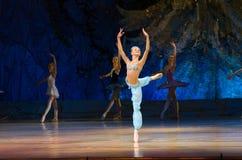 Balet perły Zdjęcie Royalty Free
