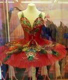 Balet suknia obrazy royalty free