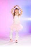 balet tancerzem. Zdjęcie Royalty Free