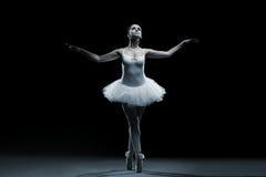Baletnicza akcja Zdjęcia Royalty Free