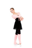 baletnicza baleriny poza Obraz Stock