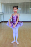 Baletnicza dziewczyna Obrazy Stock