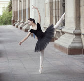 baletnicza piękna tancerza projekta ilustracja Obraz Stock