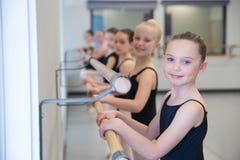 Baletnicza taniec klasa Zdjęcie Royalty Free