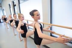 Baletnicza taniec klasa Fotografia Royalty Free