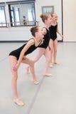 Baletnicza taniec klasa Fotografia Stock