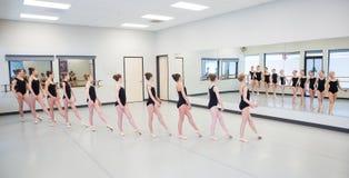 Baletnicza taniec klasa Obraz Royalty Free