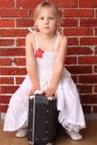 baletniczego tancerza podróż Zdjęcie Royalty Free