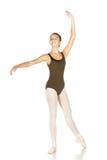 baletniczego tancerza potomstwa Zdjęcie Royalty Free