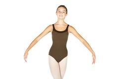 baletniczego tancerza potomstwa Zdjęcia Royalty Free