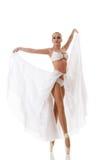 baletniczego tancerza potomstwa Obrazy Stock