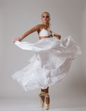 baletniczego tancerza potomstwa Obrazy Royalty Free