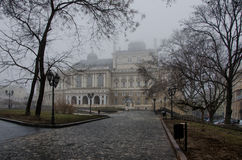baletniczy Odessa opery teatr Zdjęcie Royalty Free