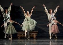 Baletniczy tancerze Zdjęcie Royalty Free