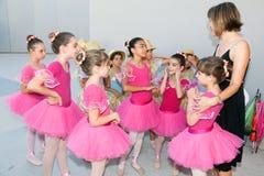 Baletniczy taniec Zdjęcie Stock