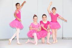 Baletniczy taniec Obrazy Stock