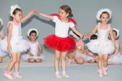 Baletniczy taniec Fotografia Stock