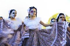 Balett Folklorico Royaltyfri Foto