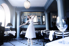 Balett i staden Royaltyfria Bilder