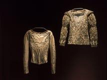Balett och passionutställning i museum av konsthantverk i Zagreb, Kroatien Royaltyfria Foton