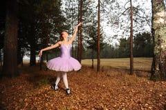 balettdansör royaltyfri foto
