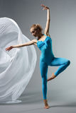 balettdansör Royaltyfri Fotografi