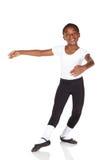 balettdansörbarn Arkivfoton