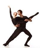 balettdansörer Royaltyfria Bilder