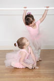 Balettdansörer Arkivfoton