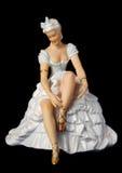 balettdansörladybarn Royaltyfria Foton
