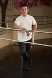 balettdansörmanlig fotografering för bildbyråer