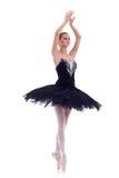 balettdansörprofessionell Royaltyfri Bild