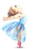 Balettför evigt Royaltyfria Bilder