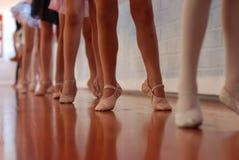 balettgrupp Royaltyfri Bild