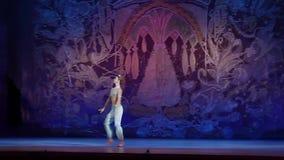 Balettpärlashow lager videofilmer