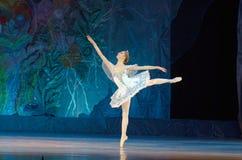 Balettpärlor Royaltyfri Foto