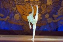 Balettpärlor Royaltyfria Foton