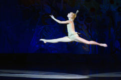Balettpärlor Arkivfoton