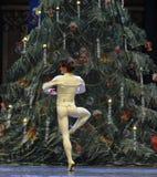 Balettskådespelare arkivfoto