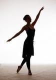 balettskola Royaltyfri Bild