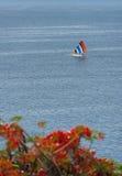 Bali łódź rybacka obraz stock