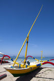 bali łódkowaty połowu sanur Zdjęcie Stock