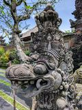 Bali świątynia, Indonezja Obrazy Stock