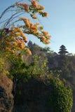 bali.The świątynny Luhur Ulu Watu Obrazy Stock