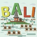bali Индонесия Стоковая Фотография