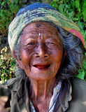 BALI agi kobieta Obraz Royalty Free